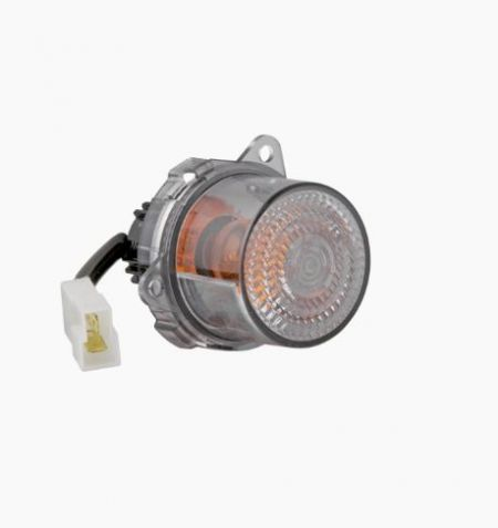 Direction indicator light, revesing, parking lamp universal integrated