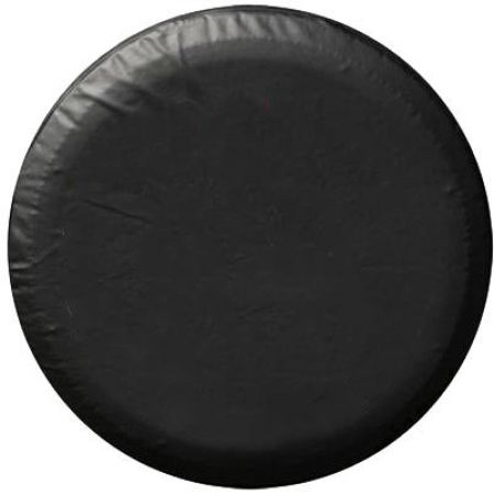 Spare wheel Blanket smooth black