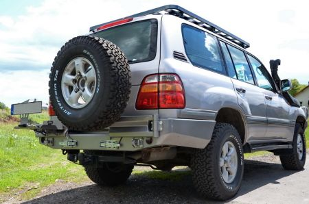 F4x4 rear OFF-ROAD PACK for Toyota Land Cruiser J100 1998-2007